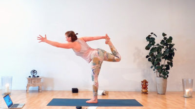 Acro Yoga for One Yoga-HIIT-Fusion 2